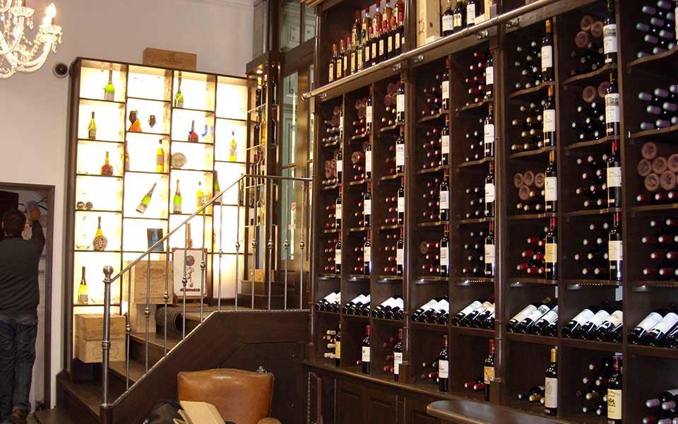 La Guéronnière Renovation Facade Boutique Bois Paris Img8